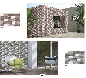 Matt Series Elevation Wall Tiles
