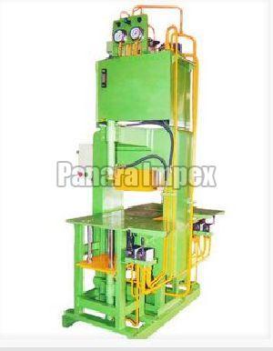 Hydraulic 70 Ton Paver Block Making Machine