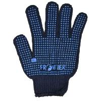 Blue Dotted Hand Gloves