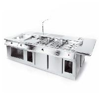 Modern Commercial Kitchen Equipment