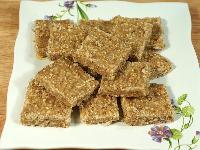 Flax Seed Burfi