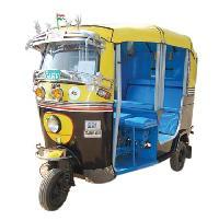 diesel three wheeler