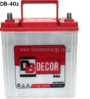 Low Maintenance Automotive Batteries
