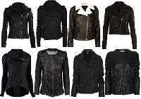 Ladies Leather Party Suits