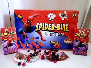 Spider Bite - Chocolate Coated Crispy Beans