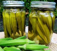 Okra Pickled