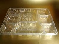 Disposable Plastic Meal Tray Food Tray