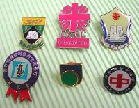 Metal Badge (001)
