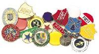 Metal Badge (004)