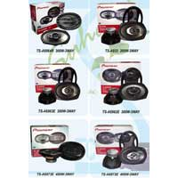 Car Woofer Speaker 02