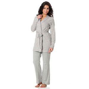 Ladies Full Sleeve Night Suit