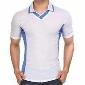 Mens Casual Half Sleeve Polo T-shirts