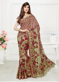 Indian Silk House Agencies Offering  Latest Printed Silk..
