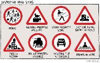Traffic Sign Board
