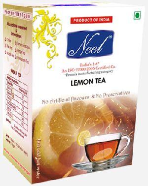 Refreshing Lemon Tea Premix