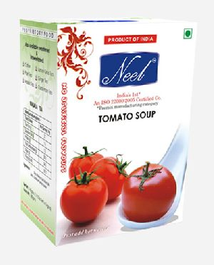 Refreshing Tomato Soup Premix