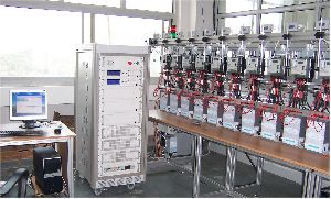 Automatic Meter Test Bench