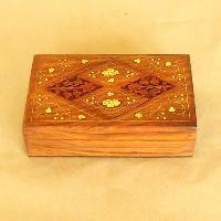 Wooden Jewellery Box (02)