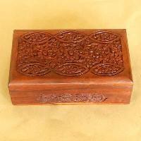 Wooden Jewellery Box (03)