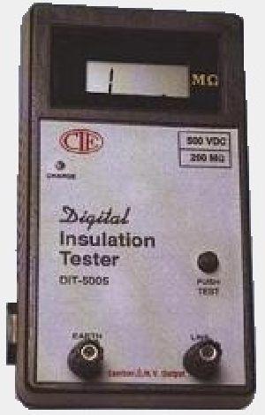 Dit-5005 Digital Insulation Tester