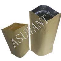 Aluminum Foil Kraft Paper Coffee Bags