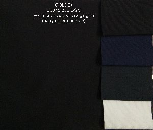goldex polyester knitted fabric