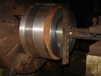 Cast Steel Integral Wheel