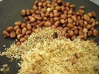 Peanut Sesame Seed