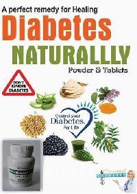 Anti Diabetic Tablets - Diabamitt Clinically Tested
