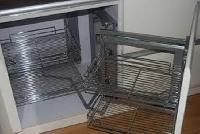 Kitchen Corner Basket