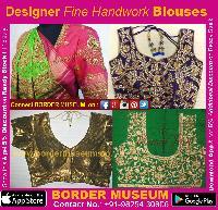 Fine Handworked Designer Blouses