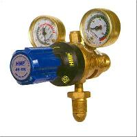 Two Stage Gas Pressure Regulator