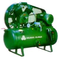 Single Stage Two Cylinder Air Compressors