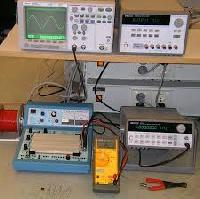 Electronics Laboratory Experiment Instruments