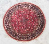 Hand Knotted Woolen Carpet (02)