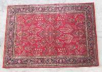 Hand Knotted Woolen Carpet (03)