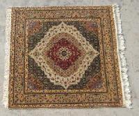 Hand Knotted Woolen Carpet (04)