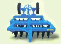 Rear Tyre Trailed Offset Disc Harrow