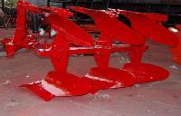 Three Furrow Reversible Hydraulic Plough