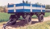 Tractor Trailer (capacity - 4 Mt)