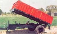 Tractor Trailer (capacity - 5 Mt Tipping)