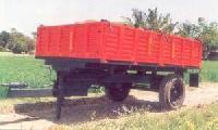 Tractor Trailer (capacity - 6 Mt)