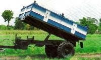 Tractor Trailer (capacity - 6 Mt Tipping)
