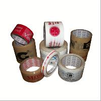 Printed Bopp Self Adhesive Tape