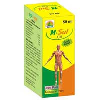 Ayurvedic Joint Pain Relief Oil