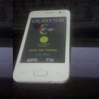 Copy Galaxy Dual Sim China Mobile