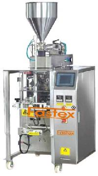 Collar Type Thick Liquid Automatic Pouch Packing Machine