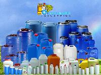 Plastic Injection Moulding Drums, Jerry Cans