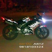 Sports Bike Customization 01