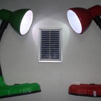 Solar Led Study Light